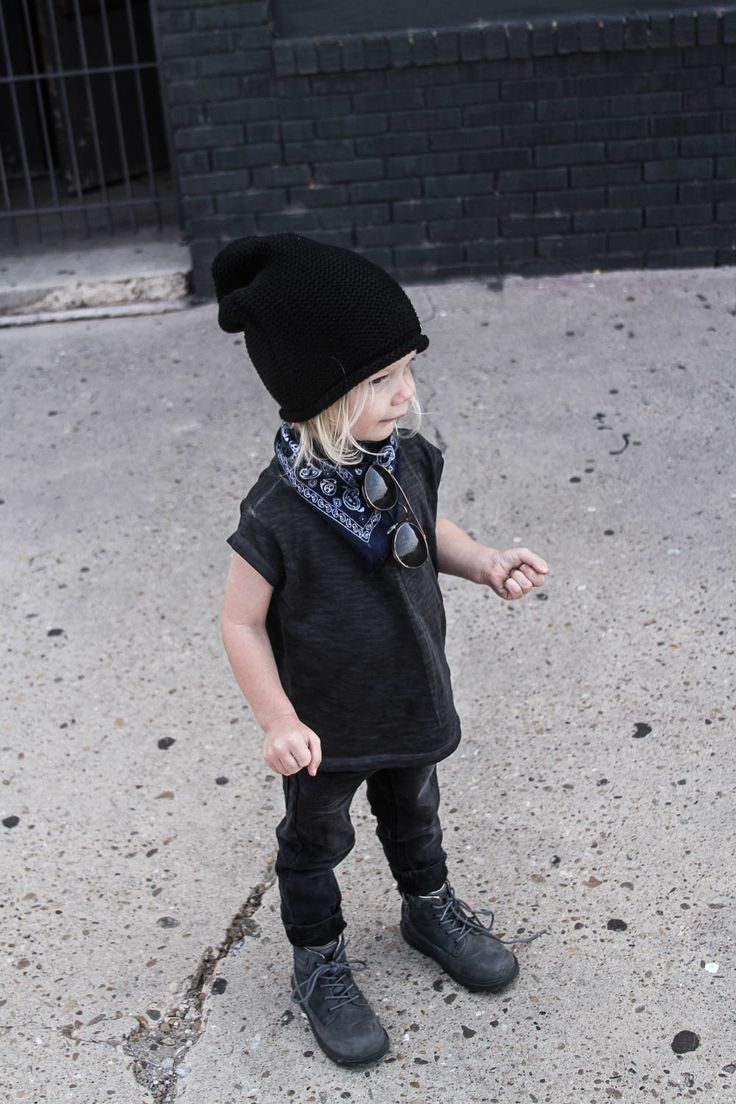 // Alabama jeans + Laura tee + Marius beanie Photo: kaitlyntru