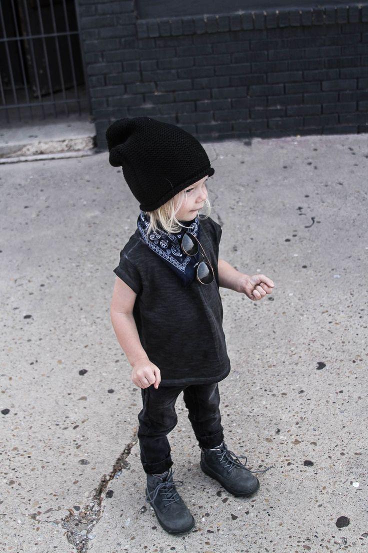 // Alabama jeans + Laura tee + Marius beanie Photo: kaitlyntru