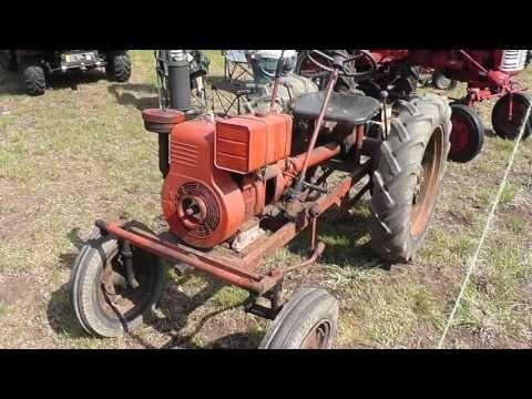 1960 \u0027s Pow\u0027r Pup Power Popular Mechanics Magazine Garden Tractor