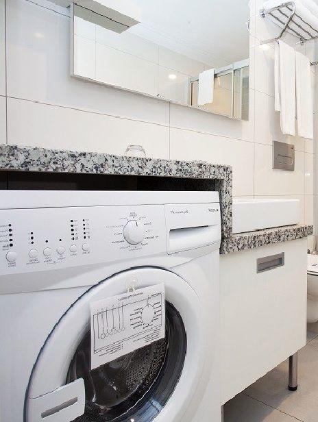 kucuk banyolarda camasir makinesi ustu degerlendirme yontemi | Kadınca Fikir