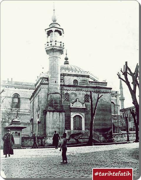 Cağaloğlu Vilayet Camii, 1918