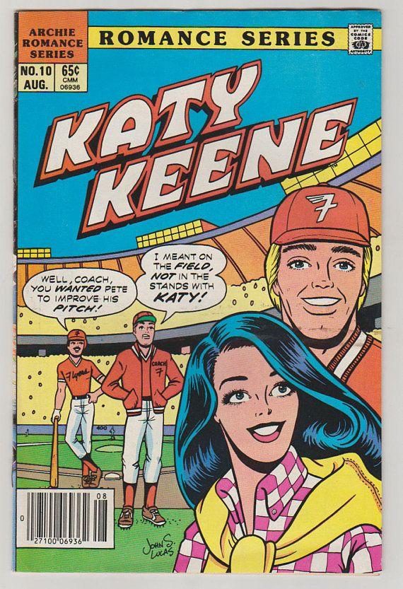 Katy Keene Special Vol 1 10 Copper Age Romance Comic Book. #katykeene #riverdale #comicsforsale
