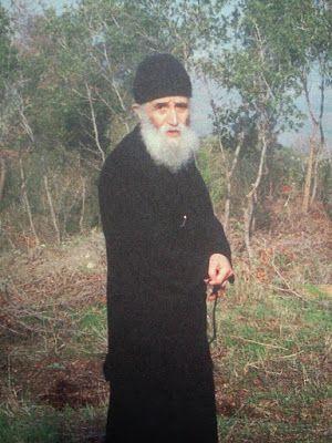 Παναγία Ιεροσολυμίτισσα: Προσευχή με το Ψαλτήρι - Άγιος Παΐσιος