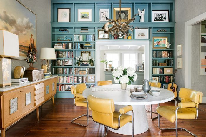 This Colorful Charleston Cottage Just Oozes Southern Charm