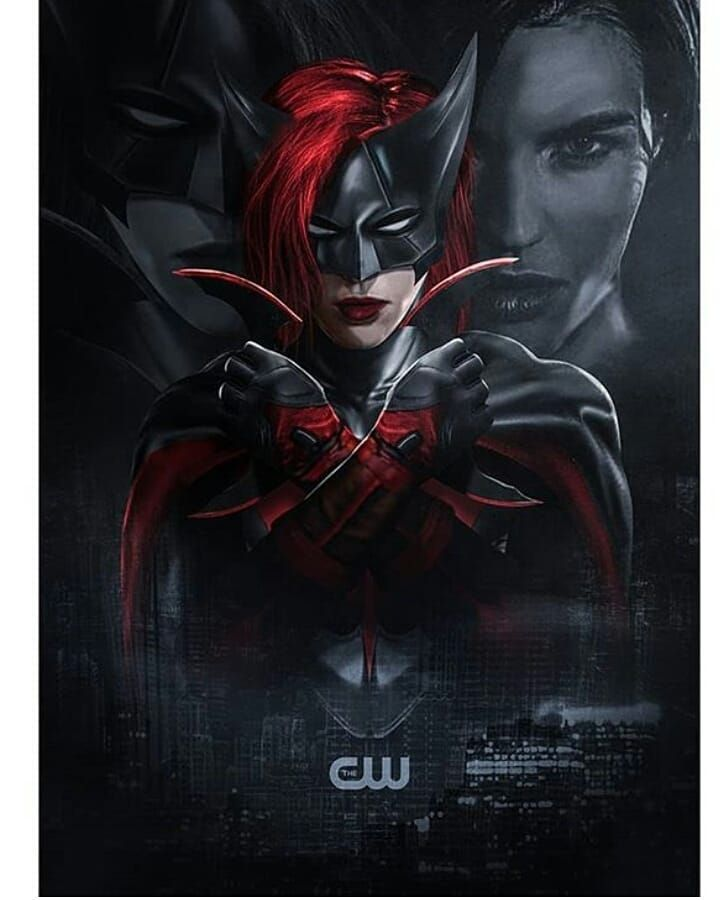 Ruby Rose As Batwoman In New Cw Batwoman Birdsofprey