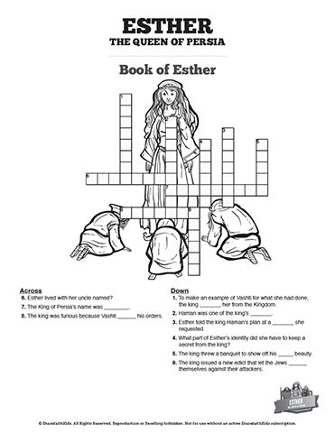 99 best Ester images on Pinterest | Queen esther, Bible crafts and ...