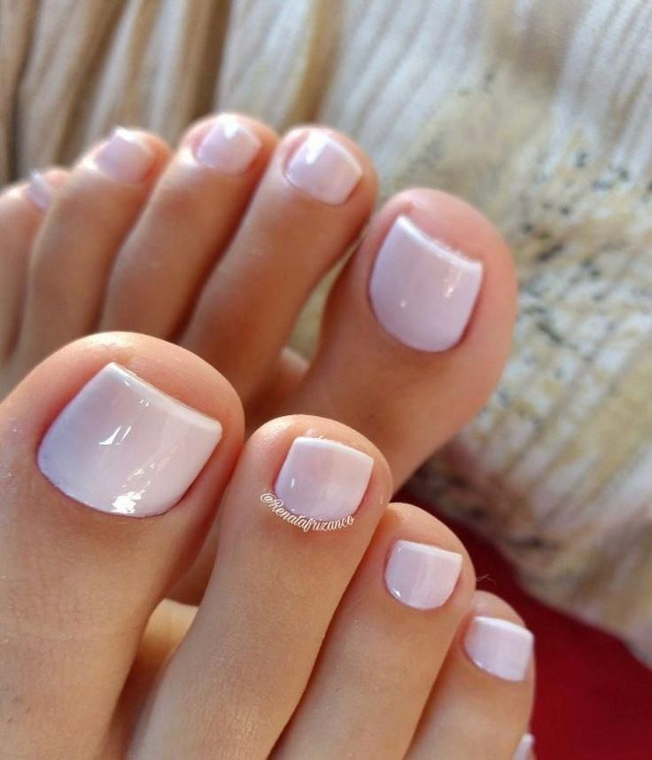 Shellac Wedding Nails Weddingnailsforbrides Summer Toe Nails Toe Nail Color Pretty Toe Nails