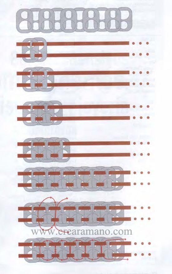 pulsera-anillas-de-lata.jpg (552×878)