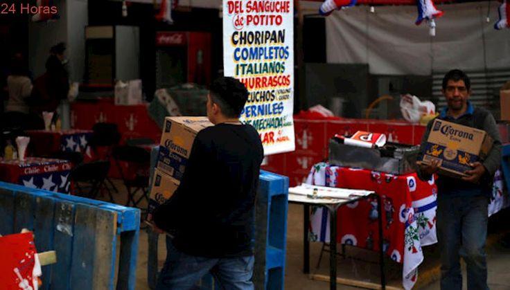Desconocidos roban más de 4.500 entradas para Fiesta Chilena del Estadio Nacional