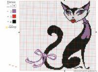 """Gallery.ru / irisha-ira - Альбом """"черные кошки"""""""