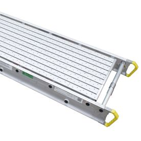 Werner 28-Ft X 6-In X 28-In Aluminum Scaffold Stage 2728
