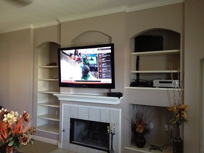 1000 Images About Family Room On Pinterest Tvs Studs And Too Skinny