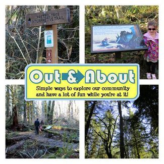 Out & About: Pretzel Tree Trail