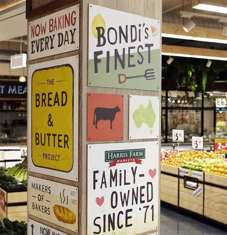 Harris Farm Markets, Special Group, Branding, Australia, Design, Bondi