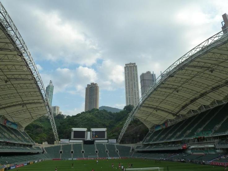 Butchi @ the Hong Kong Stadium