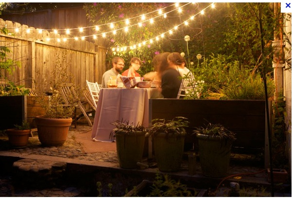 Backyard Garden Party : , Garden Party, Living Room, Google Search, Gardens, Garden Parties