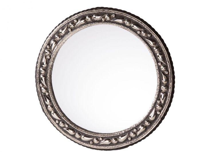 """20"""" Round Mediterranean Mirror"""