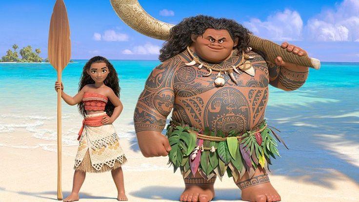 Disney Releases New Moana Video by Alessia Cara: How Far I'll Go