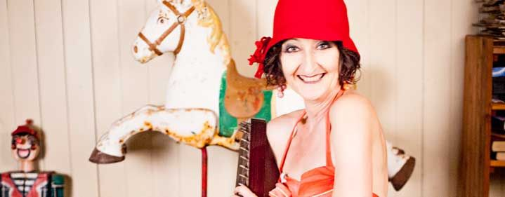 Annie Lee's Barefoot Cabaret - Cremorne Theatre, QPAC - Tickets & Packages