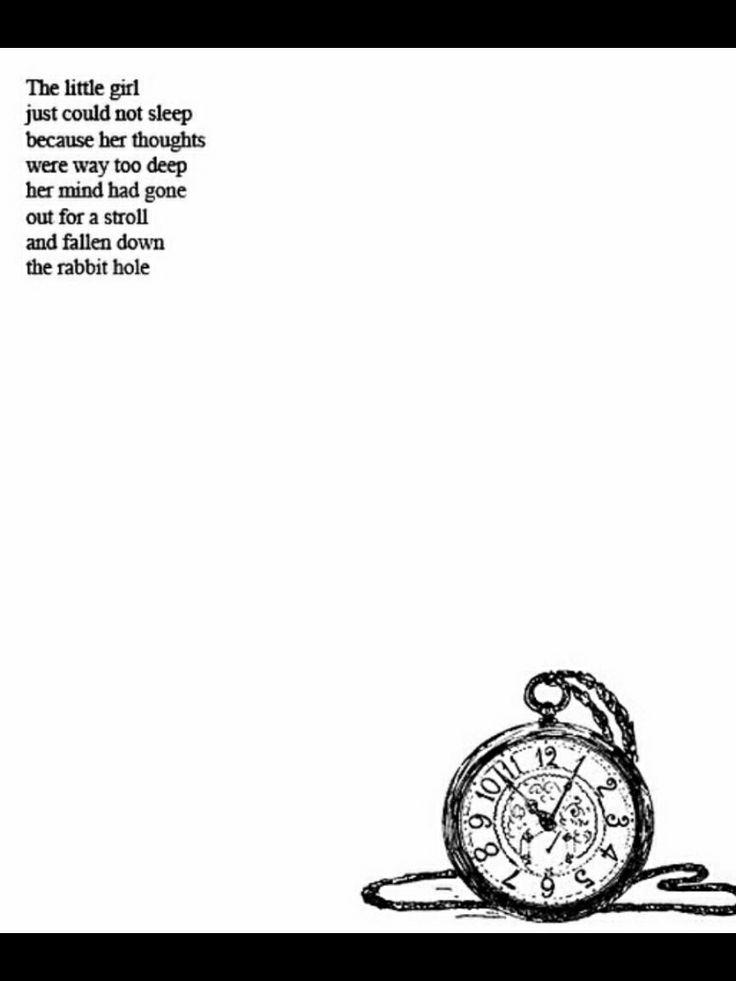 Alice in wonderland. Quotes.