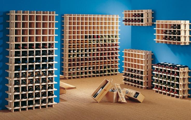 Botelleros de la serie Rioja de Astigarraga Kit Line