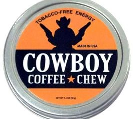 Cowboy Coffee Chew is a Smokeless Tobacco-Free Energy Dip blended to taste like a cup of coffee for that on the go COWBOY or…
