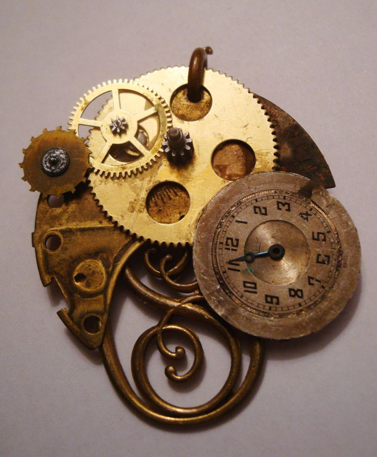 Steampunk Charm by *octofinity on deviantART