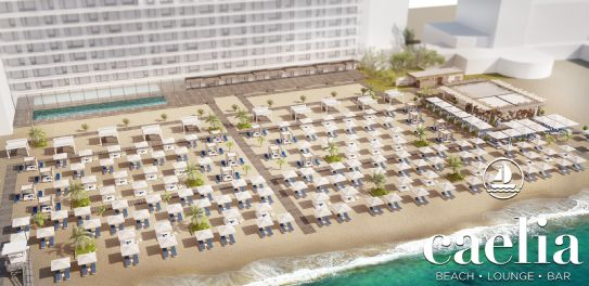 STAR CHEFS ( www.starchefs.ro ) a incheiat un contract de management culinar & Marketing & PR, cu Caelia Beach Mamaia.