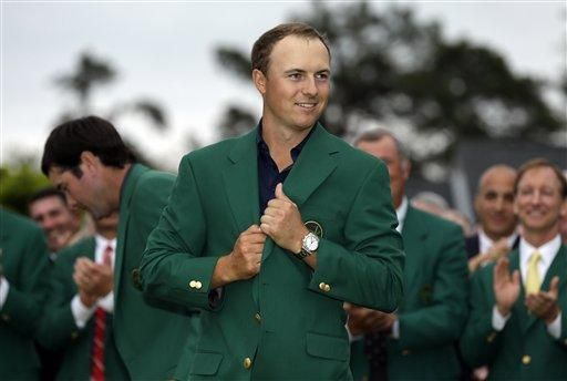 Jordan Spieth got more than redemption and a green jacket Sunday. He took his place among the best in the game with a Masters victory for the ages.