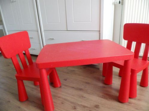 mammut tafel en stoelen ikea lani 39 s kamer pinterest ikea. Black Bedroom Furniture Sets. Home Design Ideas