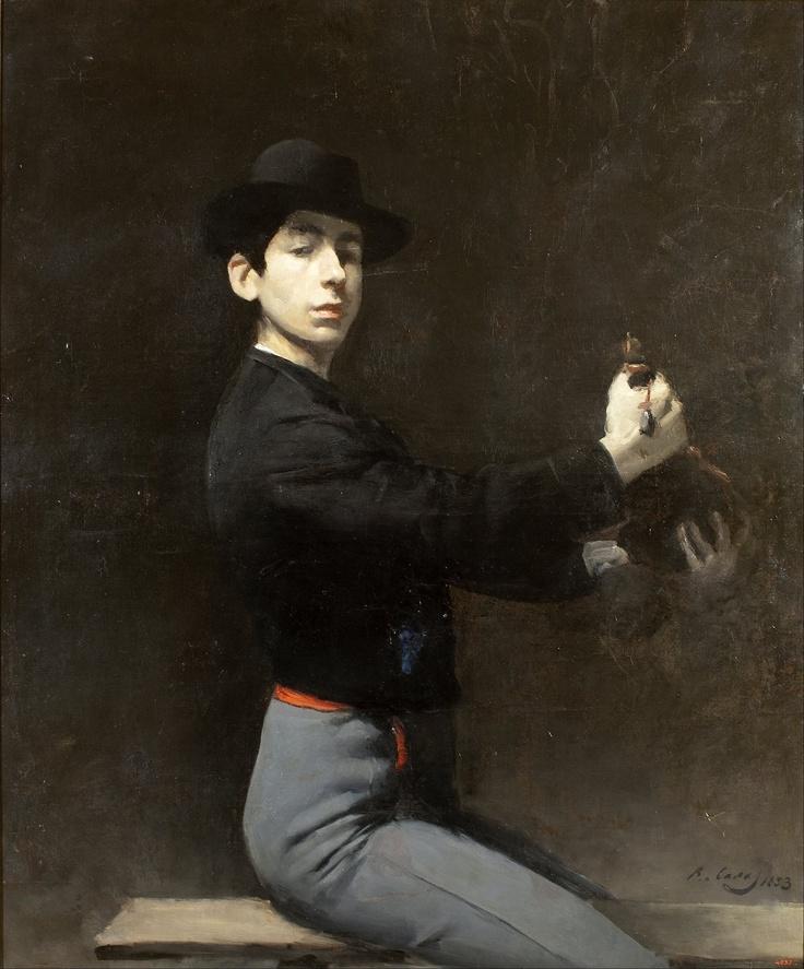 Ramon Casas i Carbó - 1883