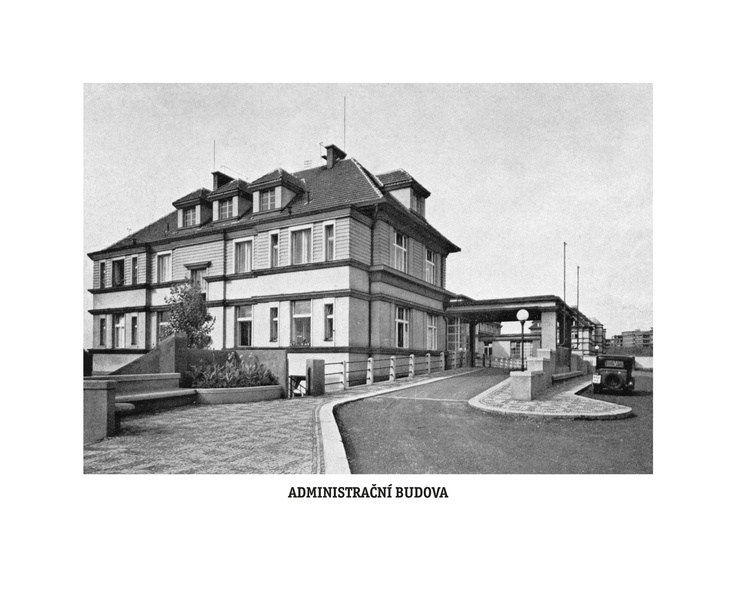 Výstava dobových snímků k 80. výročí Nemocnice Na Bulovce 1931 – 2011 (převzato z Propagační Revue 1/1932, vydavatel. V. J. Procházka, Praha-Smíchov)
