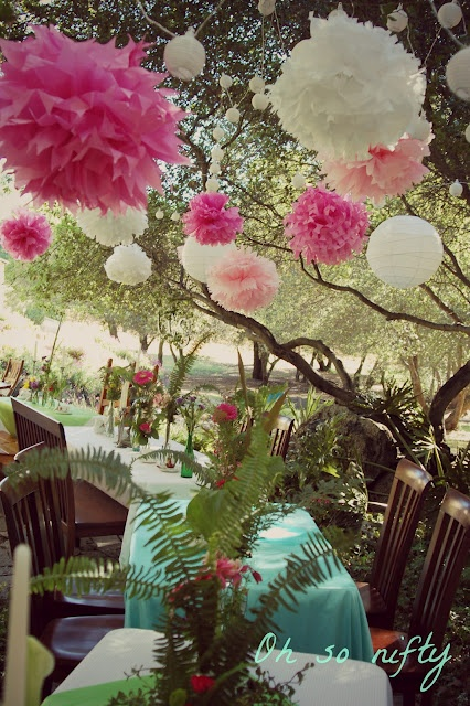 Great bridal shower ideas from Oh So Nifty!