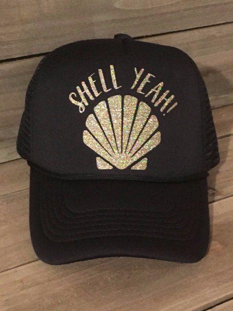 Shell Yeah Trucker Hat