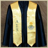 17 Best Images About Graduation Stoles On Pinterest