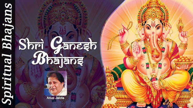 """Top 8 - """"Ganpati Bhajan & Ganesh Songs & Ganesh Aarti ( Full Songs )"""