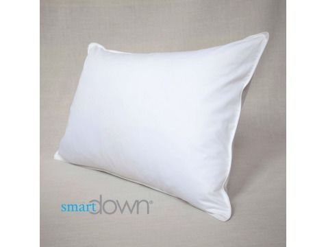 our sealy smartdown pillow combines soft luxurious down with