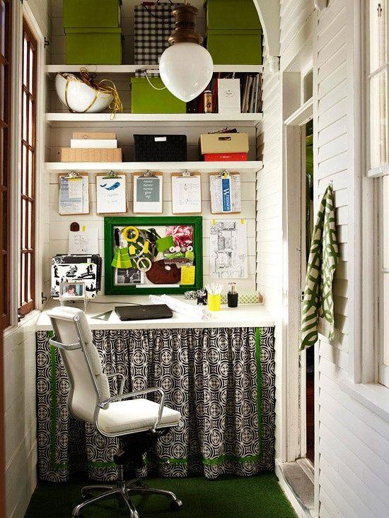 Closet office ideas on a budget kids rooms pinterest for Closet office ideas
