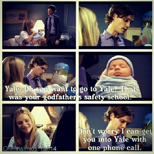 One if the best scenes ever! Anything with Reid and Henry