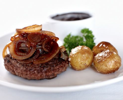 The story of how the hamburger came to Denmark, and a classic Danish fall recipe.