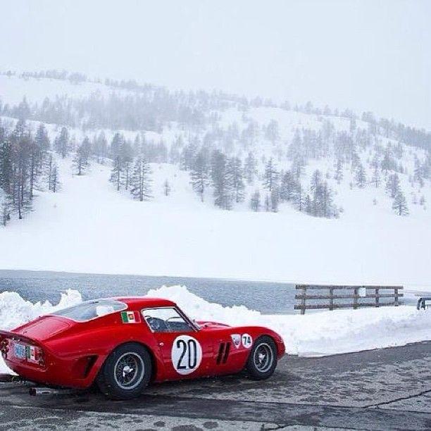 Rare Ferrari 250 GTO