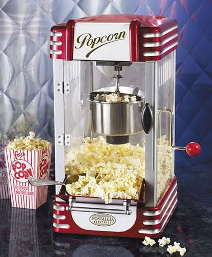 we should get this for the christmas movies that will be playing all day!!! would be such a great idea.