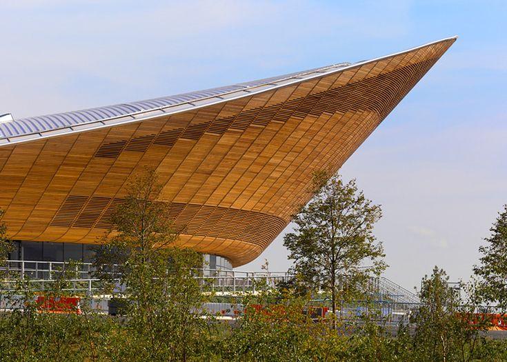 Edmund Sumner photographs London 2012 Olympic architecture