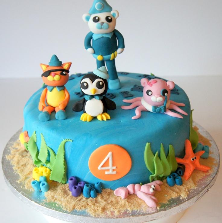 Octonauts Cake Decorations Uk : 25 best images about octonauts on Pinterest Popular, In ...