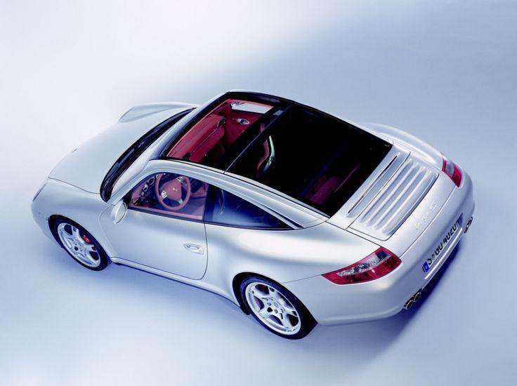 Elegant und kraftvoll geht der Porsche 911 Targa 4(S) in die nächste ...