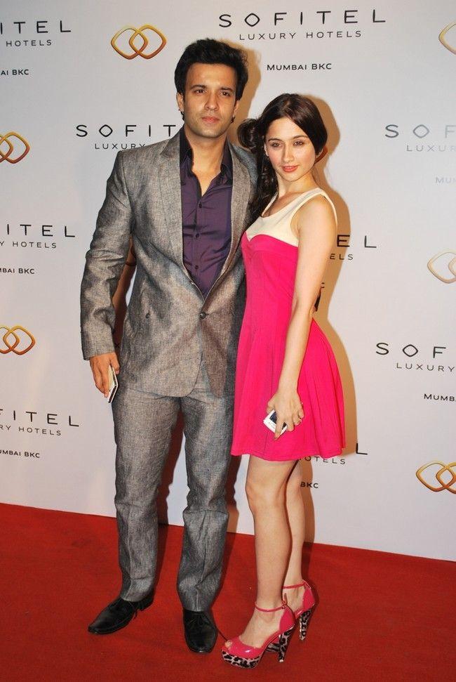 Aamir Ali with Sanjeeda Sheikh #Bollywood #Fashion