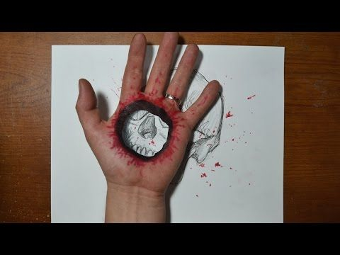 What This Guy Can Do With Sharpies And Blank Paper Is Beyond Awesome
