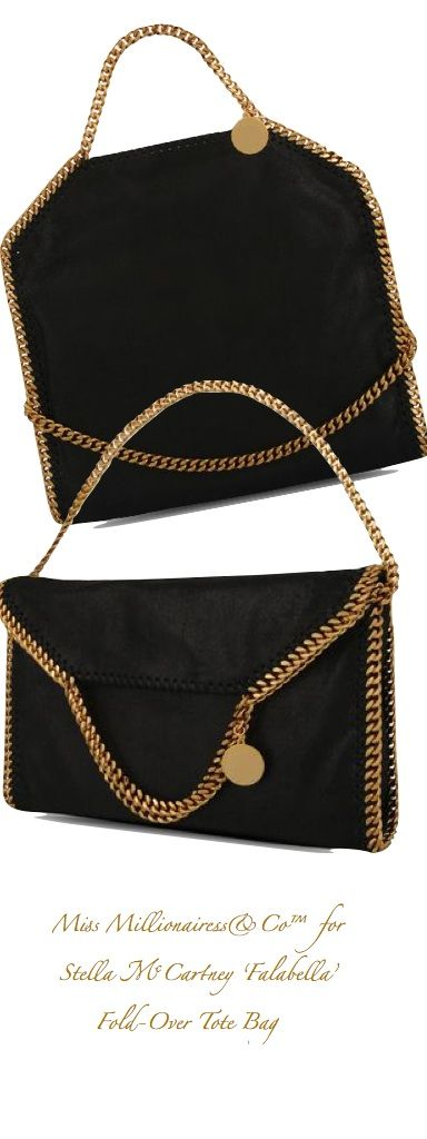 Stella McCartney 'Falabella' Fold-Over Tote Bag...Two Bags In One