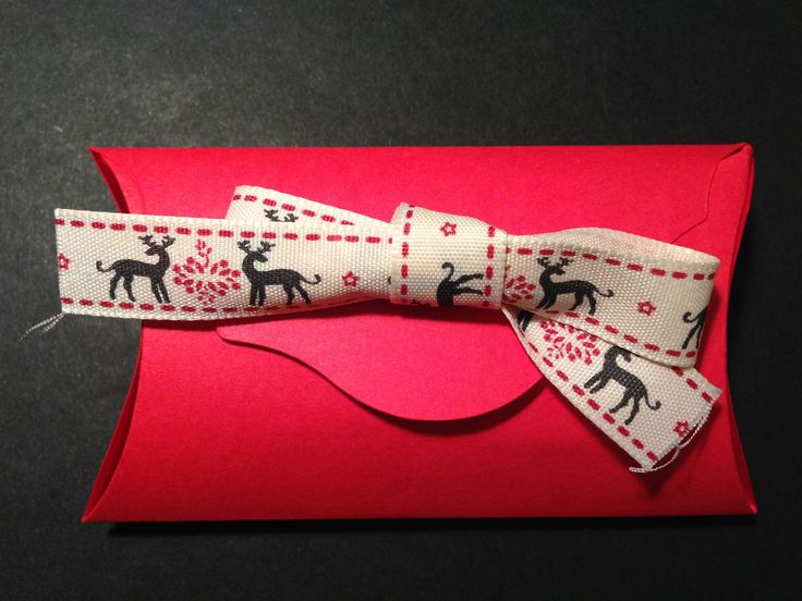 custom gift box / scrapbooking / big shot creations / Christmas idea