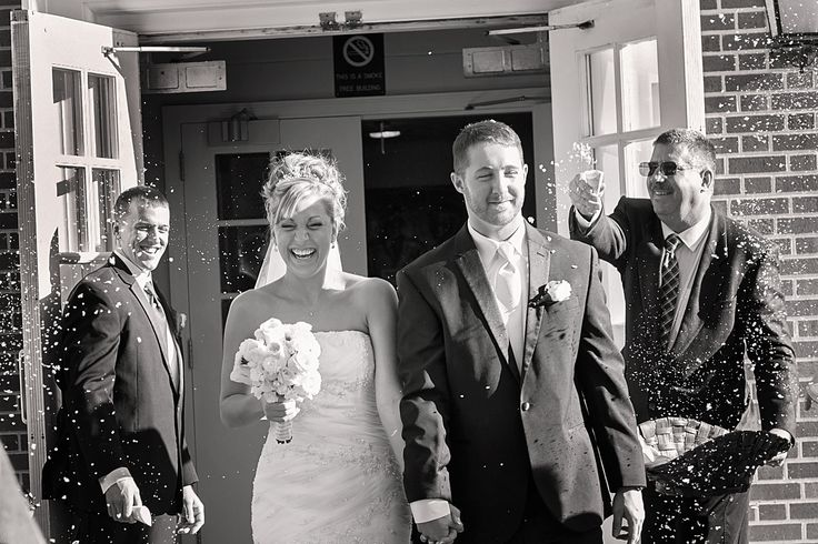 whitney + scott {married} Photo By carrie bowers photography